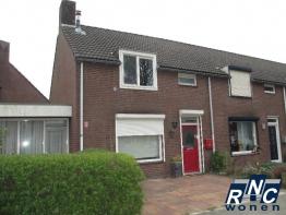 Bolswardstraat Tilburg Woonhuis